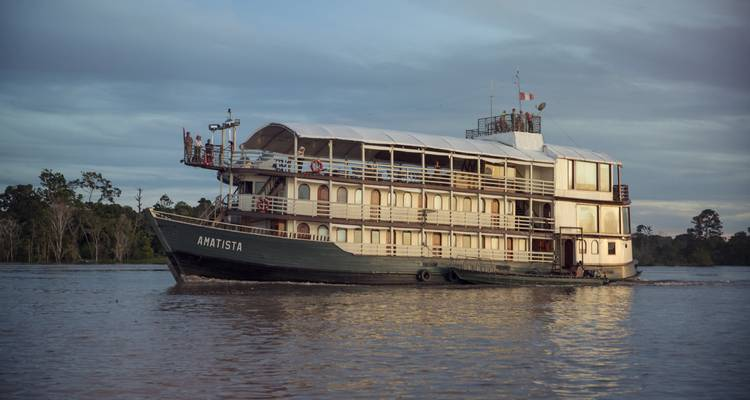 Amazon Riverboat & Machu Picchu Adventure - G Adventures