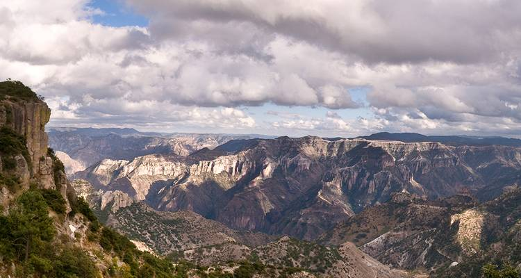 Mexico's Copper Canyon - Globus