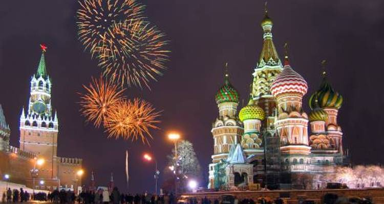 New Year in Moscow - 9 days - On The Go Tours
