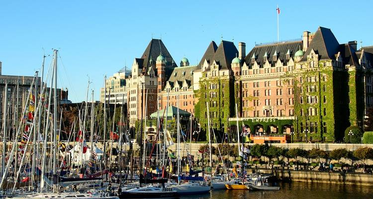 Canadian Rockies and Pacific Coast (14 Days) (from Vancouver to Seattle) - Insight Vacations