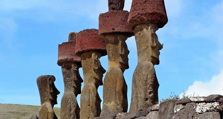 Santiago Getaway with Easter Island - Monograms