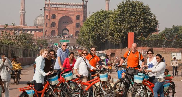 Delhi & Agra Welcome Package 4D/3N - Bamba Experience