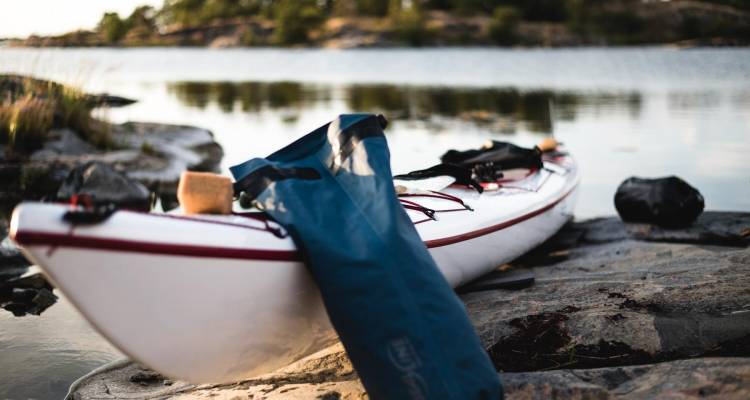 Self-guided Kayaking & Camping - Sweden 6 days! - Do the North