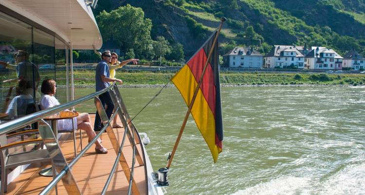 The Blue Danube Discovery & Jewish Heritage - Cruise Only 2018 - Avalon Waterways