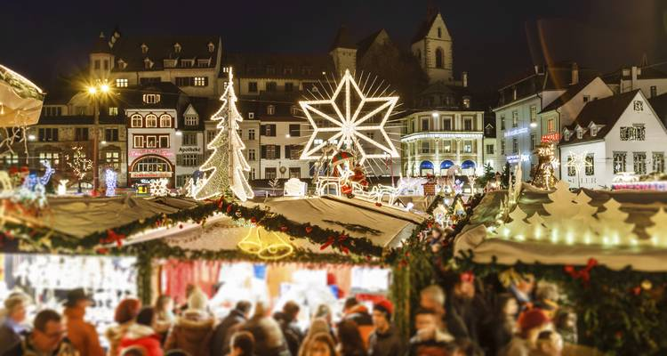 Grand Christmastime Cruise from Zurich to Vienna - Avalon Waterways