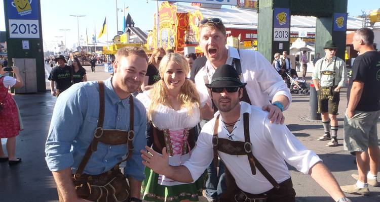 Oktoberfest Package 4-Star (Four Points by Sheraton) - Thirsty Swagman