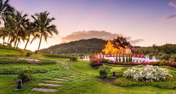 Sensational Southeast Asia with Chiang Mai & Phuket - Monograms