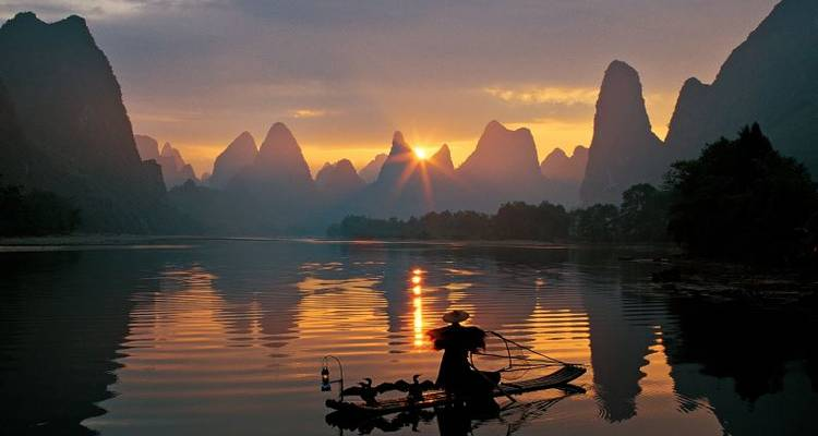 China Escape with Seoul & Guilin - Monograms