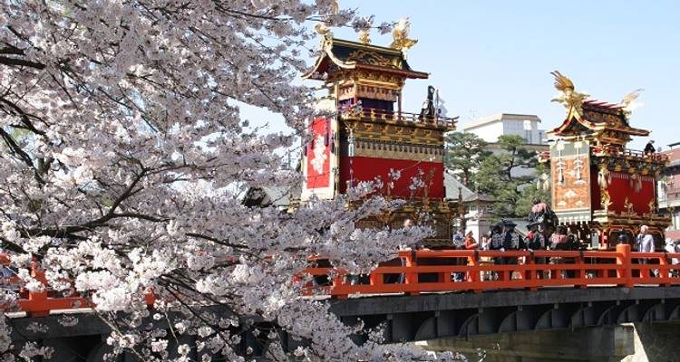 Takayama Spring Festival Tour With Hiroshima - Villages & Hidden Trail - Japan Deluxe Tours