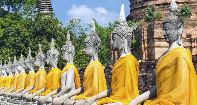 Treasures of Thailand with The Golden Triangle 2018 - Trafalgar