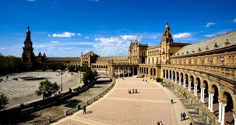 Andalusia and Toledo from Madrid - Julia Travel