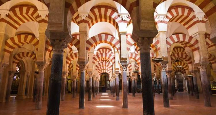 Caceres, Andalusia and Costa del Sol from Madrid - Julia Travel