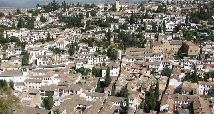 Granada, Toledo and Madrid from Costa del Sol - Julia Travel