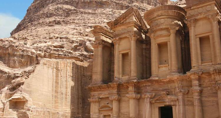 Jordan, Israel & the Palestinian Territories - Peregrine Adventures