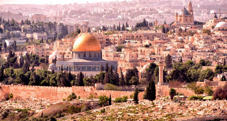 Jerusalem & Dead Sea - 3 Days - Abraham Tours
