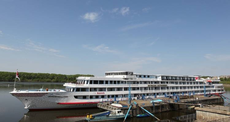 Eternal Volga from Saint Petersburg to Moscow (port-to-port cruise) - CroisiEurope River Cruises