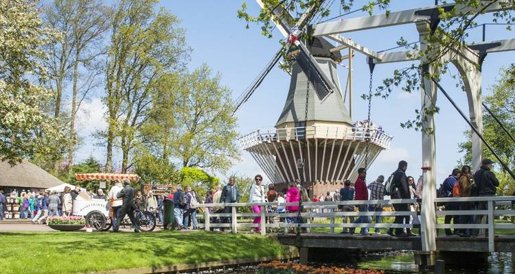 Springtime in Holland - CroisiEurope River Cruises