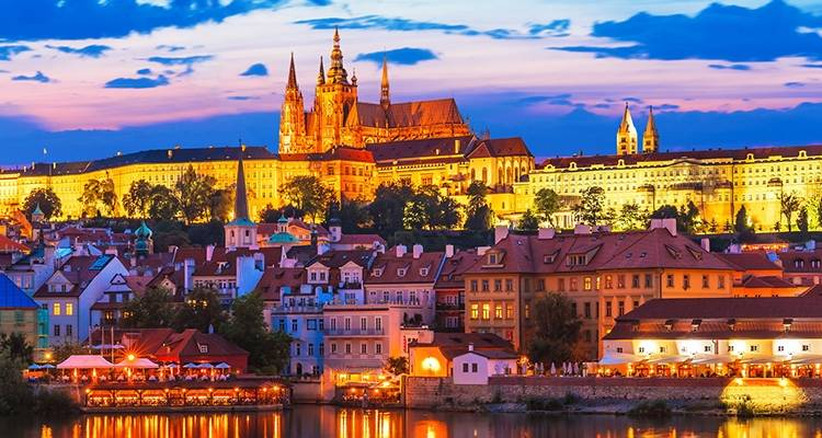 FROM PRAGUE TO BERLIN Cruise on the Vltava and Elbe Rivers - CroisiEurope River Cruises
