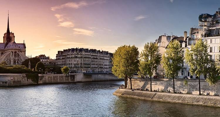 Prestigious Paris & and the Canal Saint-Martin - CroisiEurope River Cruises