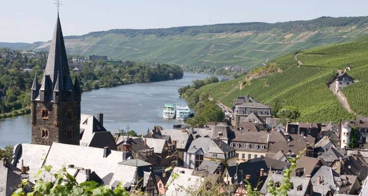The Romantic Rhine Valley and the Famous Rock of the Lorelei - CroisiEurope River Cruises
