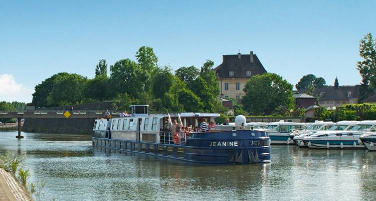 French Canals: Cruise along the Canals from the Rhone to the Rhine & the Burgundy Canal - CroisiEurope River Cruises