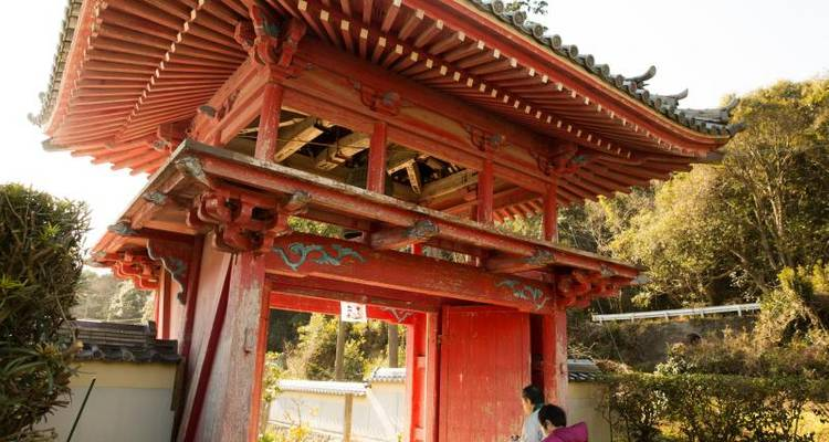 Shikoku 88 Pilgrimage self-guided 4 days in Ehime - Oku Japan