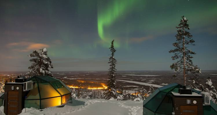 Enchanting Lapland - 5 days - On The Go Tours
