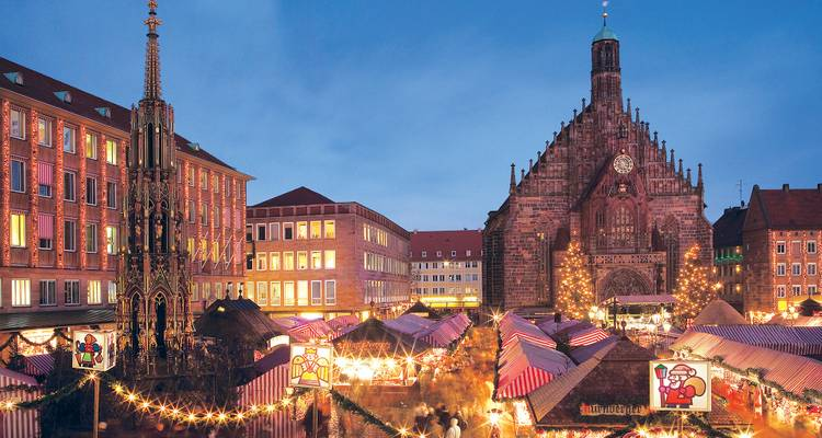 European Holiday Markets (Vienna to Nuremberg, 2018) - Uniworld Boutique River Cruise Collection