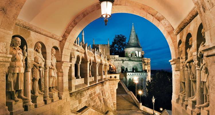 Highlights of Eastern Europe (Bucharest to Budapest, 2018) - Uniworld Boutique River Cruise Collection