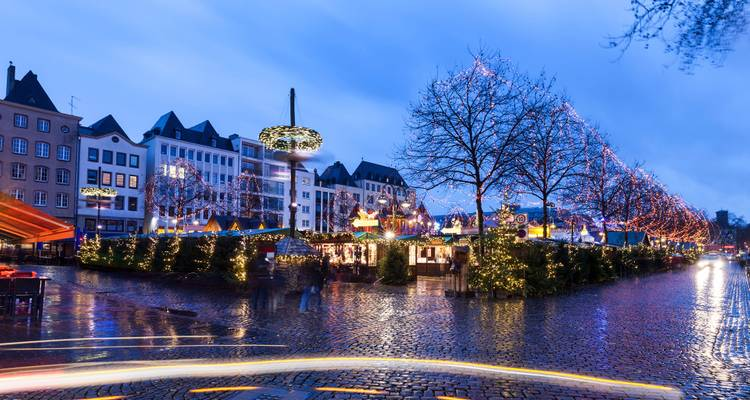 Rhine Holiday Markets (Cologne to Basel, 2018) - Uniworld Boutique River Cruise Collection