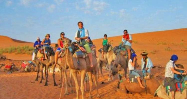 Marrakech To Essaouira (5 Days) Morocco Express - Oasis Overland