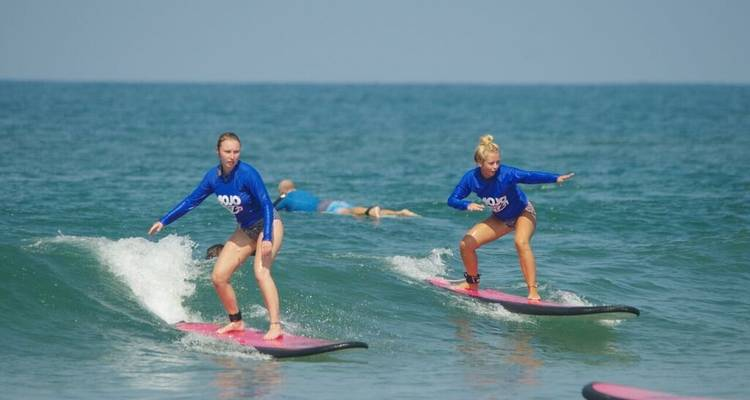 8 Day Tropical Island Escape Learn to Surf Adventure - Mojosurf Australia