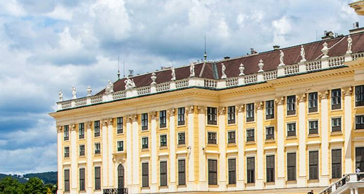Harmony of Central Europe (Summer 2019) - Luxury Gold