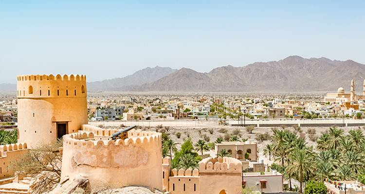 Oman & Jordan Discovery - Intrepid Travel