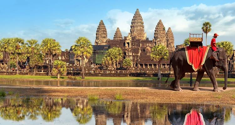 From Siem Reap (Cambodge)  to Ho Chi Minh Ville (Vietnam) (from Siem Reap to Ho Chi Minh City) - CroisiEurope River Cruises