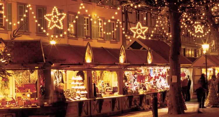 Christmas on the romantic Rhine, the enchantment of the Lorelei Rock (port-to-port cruise) - CroisiEurope River Cruises