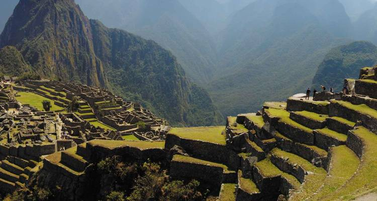 One day Inca Trail to Machu Picchu - Peregrine Adventures