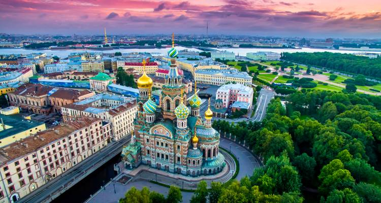 Highlights Of Russia - Travel Talk