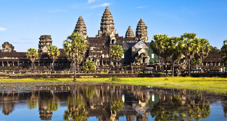 Classic Cambodia - 6 days - On The Go Tours