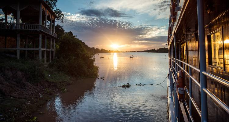 Mekong River Adventure – Phnom Penh to Ho Chi Minh City - G Adventures