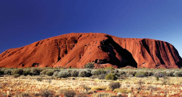 Uluru Adventure - Original ex Yulara (French speaking Guide) (Original) - Intrepid Travel