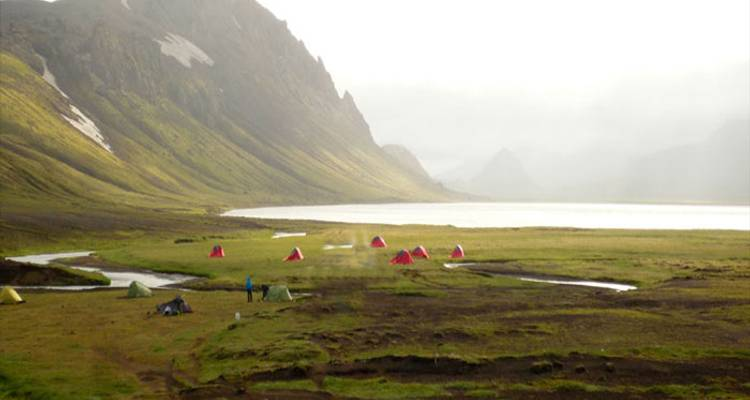 Laugavegur Trek - 4 Day Family Tour (Camping) - Arctic Adventures
