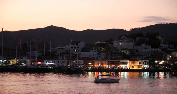 Enchanting Blue - Marmaris / Fethiye / Marmaris - Fez Travel