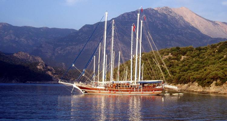 Paradise Blue - Marmaris to Fethiye - Fez Travel
