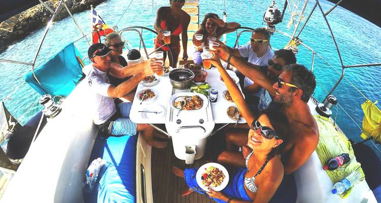 Saronic Sailing Adventure - Trails Beyond