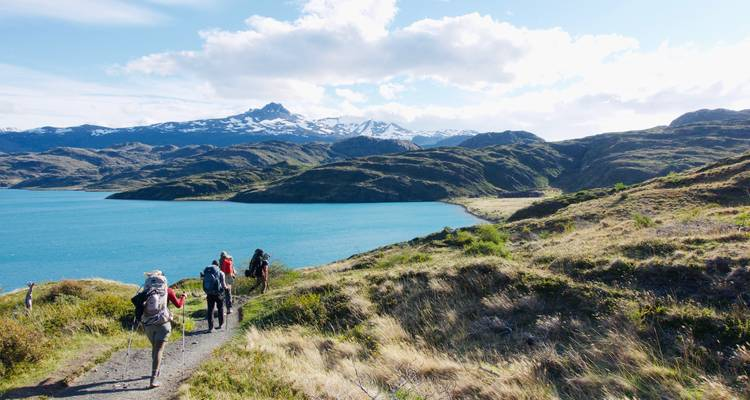 Chile & Argentina: Patagonia's Ultimate Trekking Experience - OneSeed Expeditions