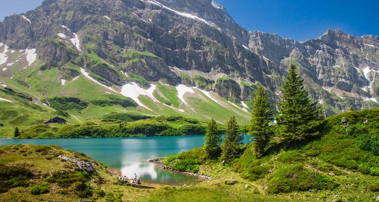 France, Switzerland and Italy Adventure Tour - Discovery Nomads