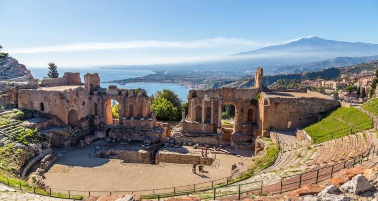 Discovering Sicily From Catania - 5days/4nights - Italy on a Budget Tours