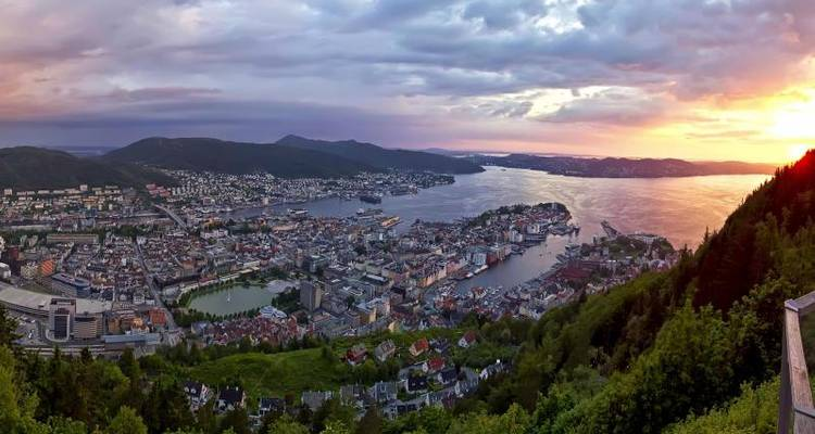 Bergen & The Fjords of Norway - Solo Travellers Group Holidays