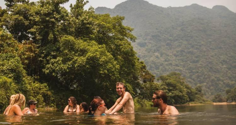 Laos Adventure - Busabout